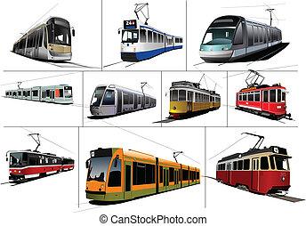 transport., tram., ti, byen, arter