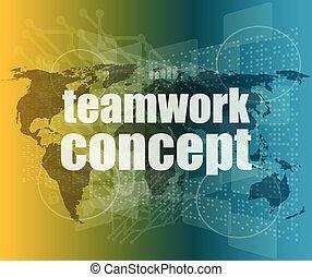 vektor, begreb, info, firma, bubble., citat, skærm, iagttage, -, textbox., tilvækst, teamwork, tynd, mærkerne, berøring, tale, beklæde, testimonials, pristilbud