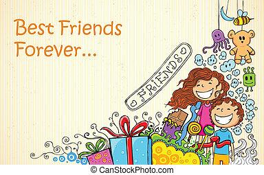 venskab, dag