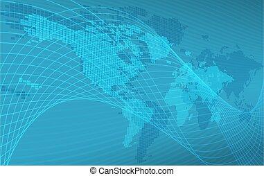 verden, baggrund, kort, klode, begreb