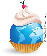 verden, cupcake