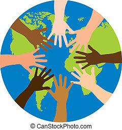 verden, hen, diversity