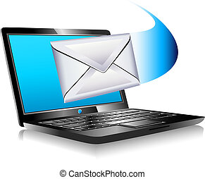 verden, laptop, sms, mailing, email