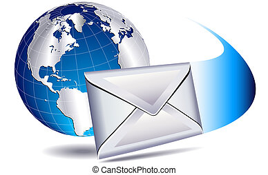 verden, mailing, email