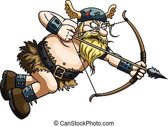 viking, cupid